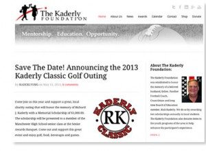 kaderly-website