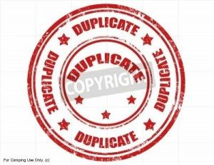 Avoid duplicate content on ecommerce sites