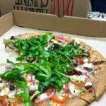 BAM Healthy Cuisine Pizza