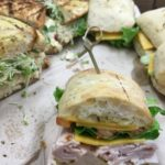 BAM Healthy Cuisine Sandwiches