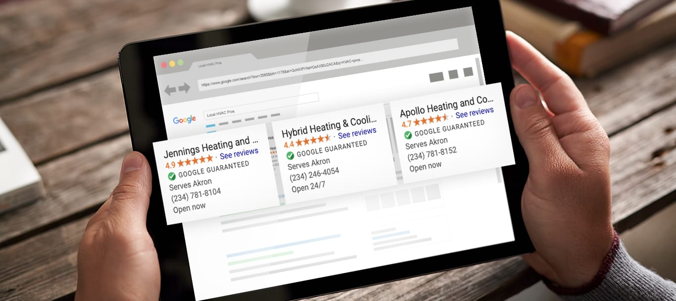 Local Services by Google for Your Business