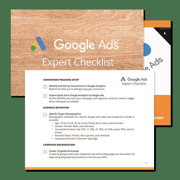 Google Ads Checklist Download