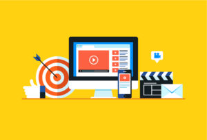 graphic of video ads