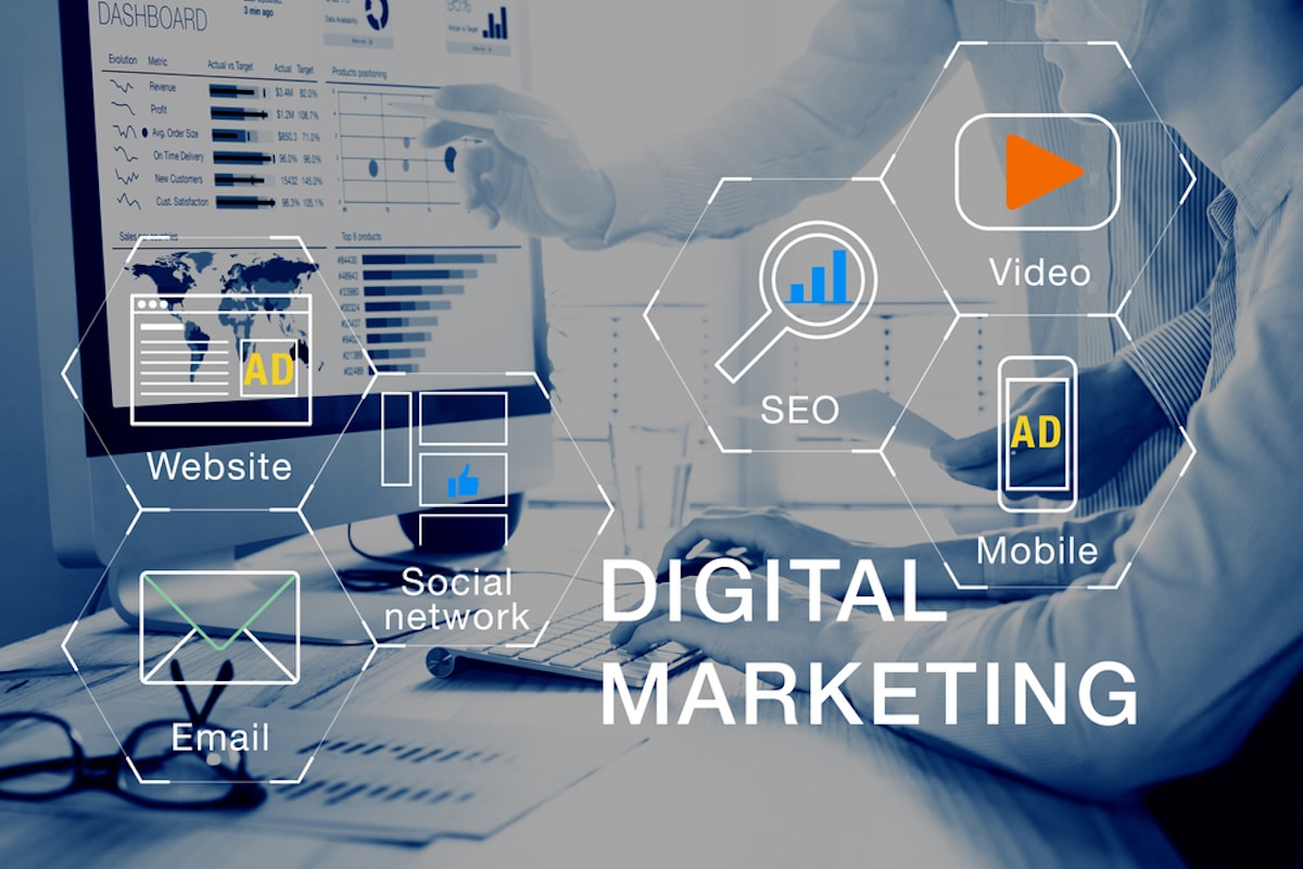 Digital marketing tactics into campaigns