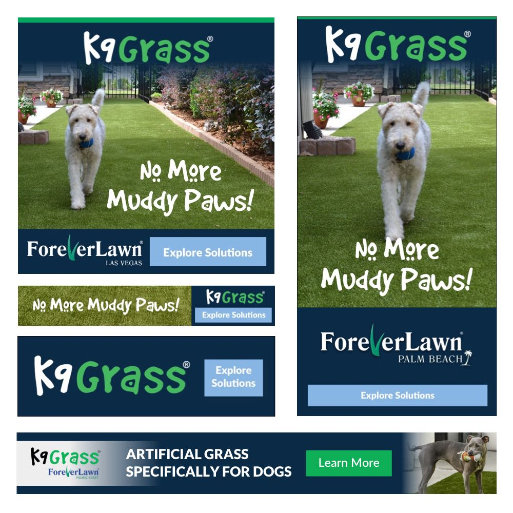 k9grass-ad-campaigns