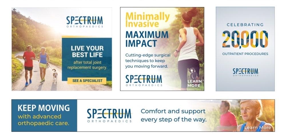 Spectrum Ads