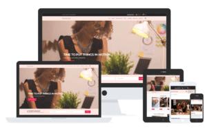 Spencer - WordPress theme