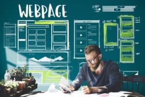 WordPress website development process